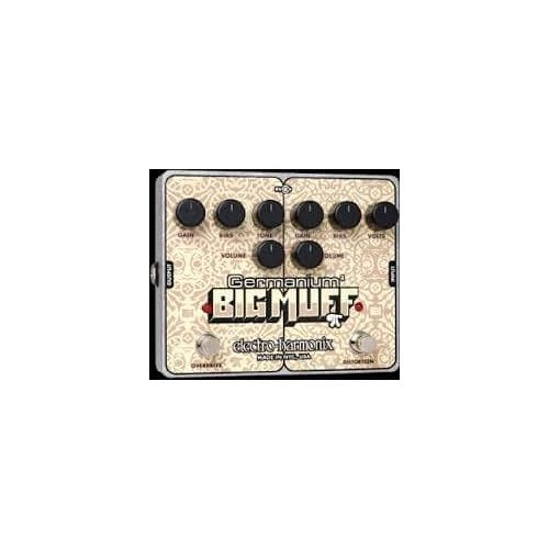 EHX GERMANIUM 4 BIG MUFF OVERDRIVE