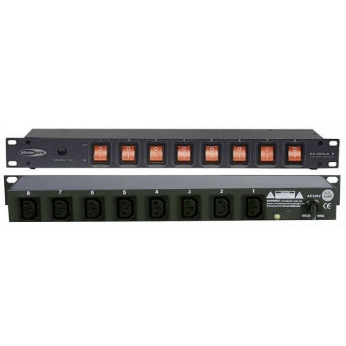 SHOWTEC PANEL DJ SWITCH 8 WAY