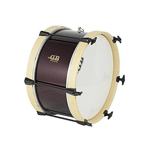 DB PERCUSION BOMBO CHARANGA DB4100 WINE RED