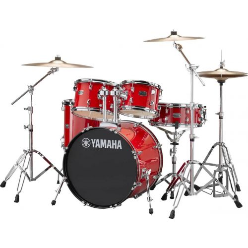 "YAMAHA RYDEEN RDP0F5 20"" HOT RED"