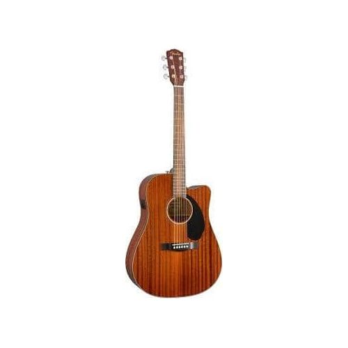 FENDER CD-60SCE AL MAHOGANY