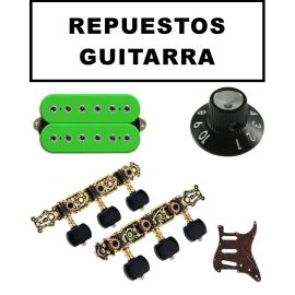 Repuestos Guitarra