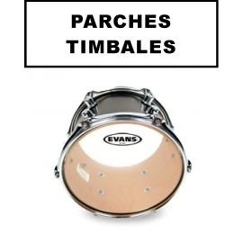 Parches Timbales