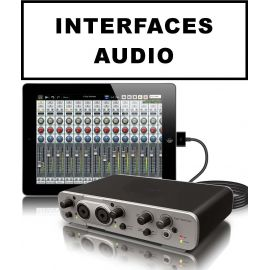 Interfaces Audio